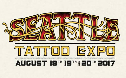 Seattle Tattoo 2017