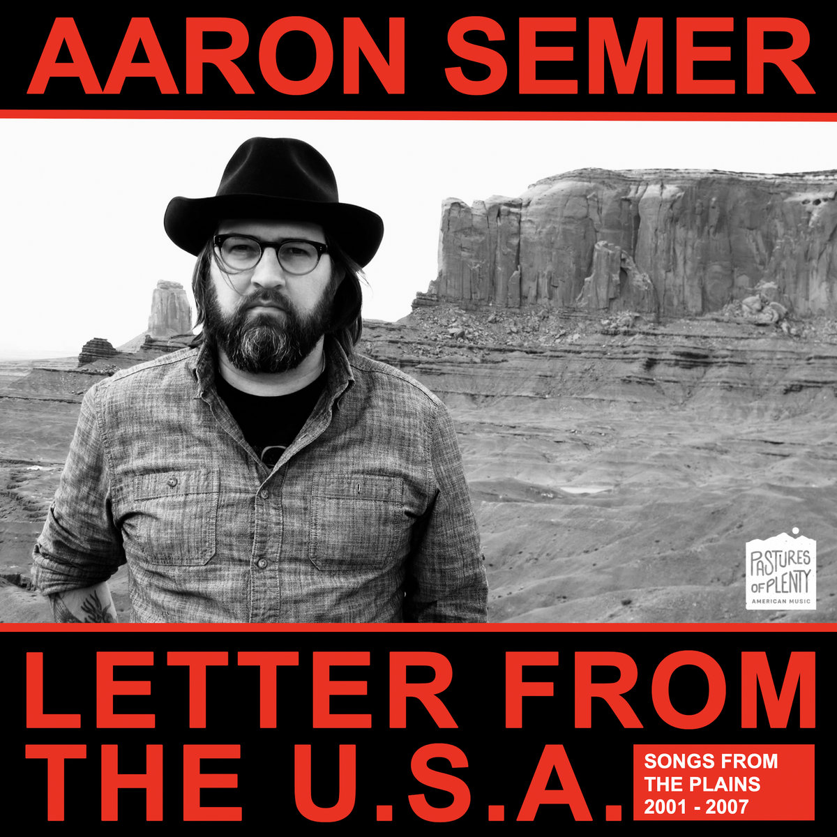 Letter From the USA