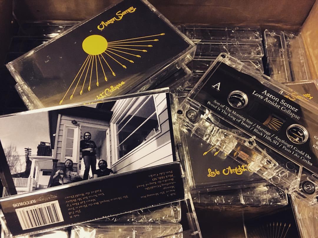 Collapse Cassette
